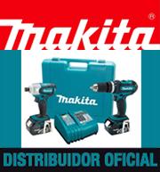 Máquinas y herramientas Makita.