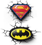 Batman v Superman Tric Jardineria Led