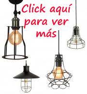 Lámparas vintage Led Tric Jardineria