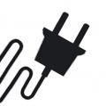 Triturador de ramas eléctrico