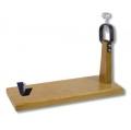 Base madera + acero