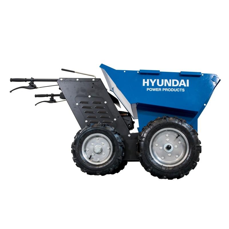 CARRETILLA MOTORIZADA HYMD250-5 MINI 4x4